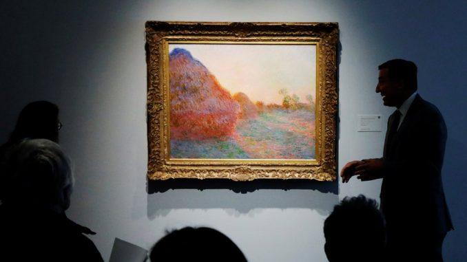 Moneova slika prodata za 110.7 miliona dolara 2