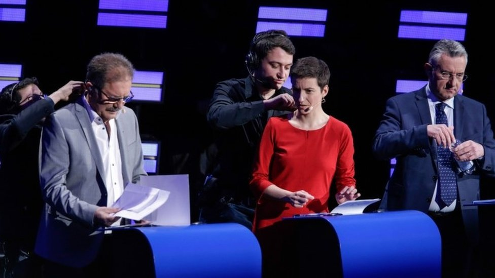 predsednik evropske komisije izbori kanditati tv debata