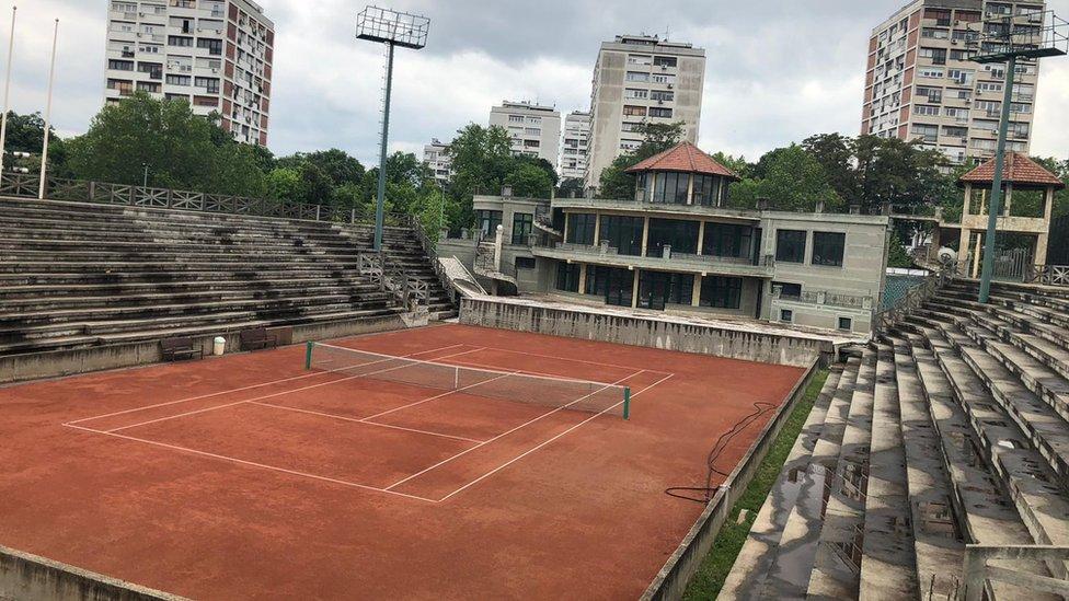 Teniski tere