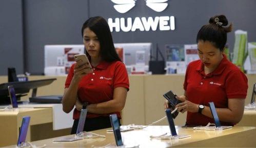 Huawei se priprema za pad inostranih isporuka 5