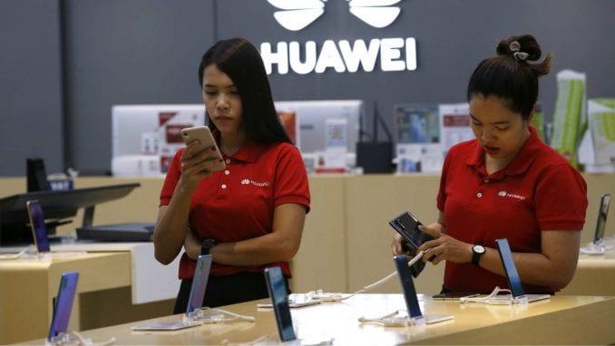 Huawei se priprema za pad inostranih isporuka 1