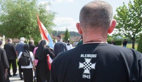 Zbog nacističkog pozdrava u Blajburgu uhapšena jedna osoba 13
