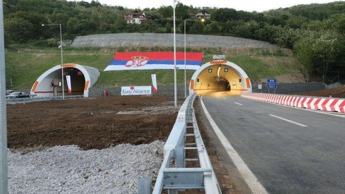 Koridori Srbije: Deonica autoputa kroz Grdeličku klisuru bezbedna 3