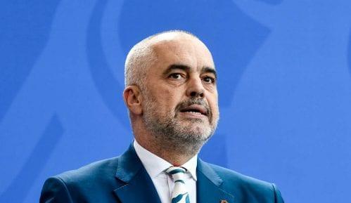 Rama: Srbija ne treba da se oseća napadnuto ako Tirana i Priština jačaju saradnju 6