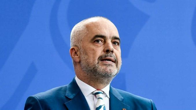 Rama: Srbija ne treba da se oseća napadnuto ako Tirana i Priština jačaju saradnju 1