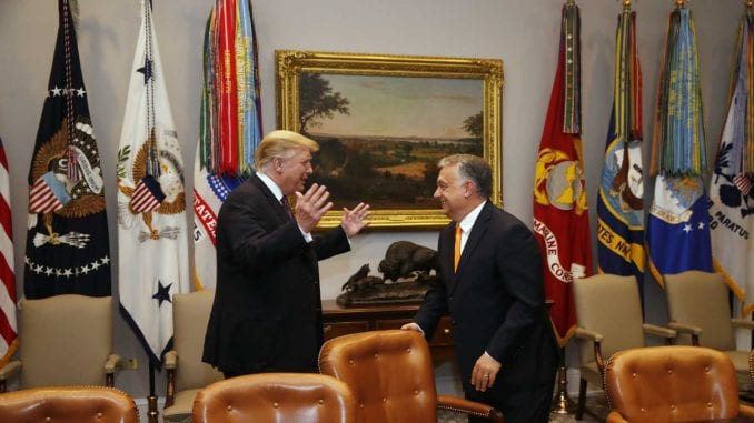 """Mađarska želi da predvodi """"globalni savez"""" sa Amerikom 4"""