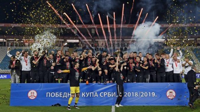 Beskrvna Zvezda i drčni Partizan 1