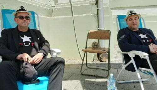 PUF počeo štrajk glađu zbog problema s vodom u Zrenjaninu 15