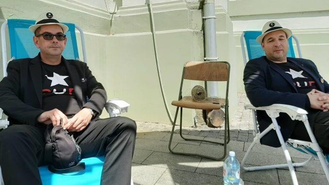 PUF počeo štrajk glađu zbog problema s vodom u Zrenjaninu 2