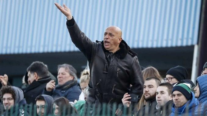 Žestoka kazna FSS za predsednika i trenera Dinama Dragana Antića 1