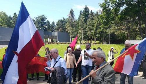 Sećanje na 25. maj kod Muzeja Jugoslavije 2