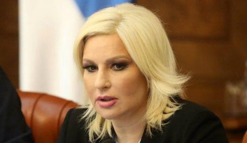 Mihajlović osudila naslovnice medija o slučaju otmice 9