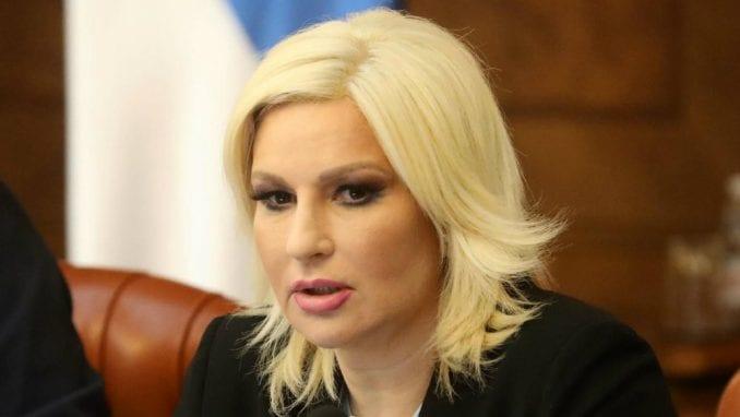 Mihajlović osudila naslovnice medija o slučaju otmice 2