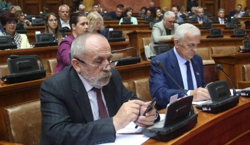 Sudija Majić glavna tema rasprave u Skupštini 8