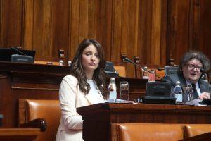 Sudija Majić glavna tema rasprave u Skupštini 3
