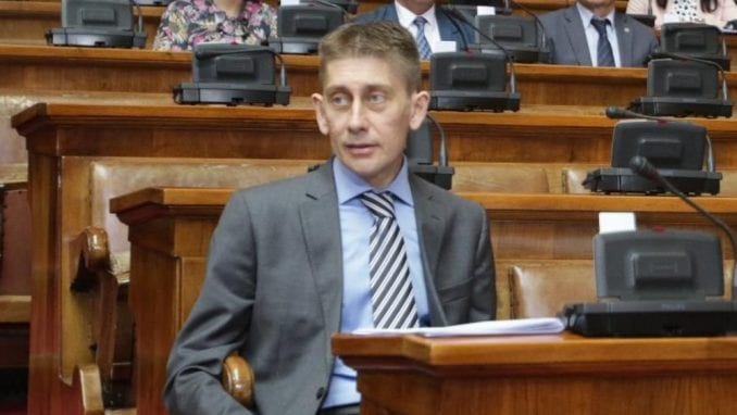 Martinović: Stvarna meta napada je Vučić 2