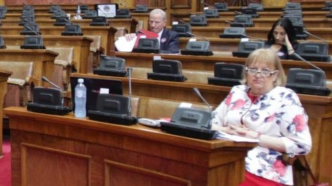 Radeta Arsiću: Ako niste u stanju da obezbedite kvorum, to narod treba da zna 1