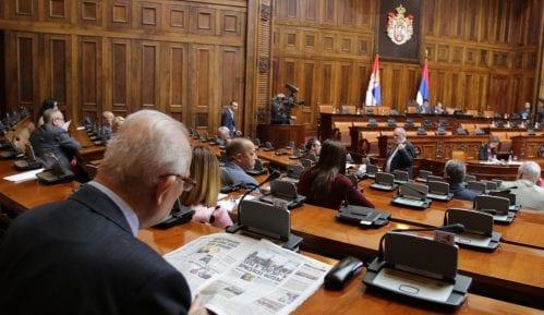 Usvojen rebalans budžeta Skupštine Srbije 4