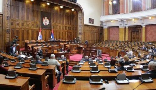 Radikali i naprednjaci polemisali o ugovoru sa Behtelom o izgradnji Moravskog koridora 1