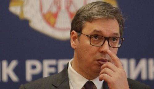 Vučić: Ja sam za razgraničenje na Kosovu, to je apsolutno najzdravije za Srbiju 13