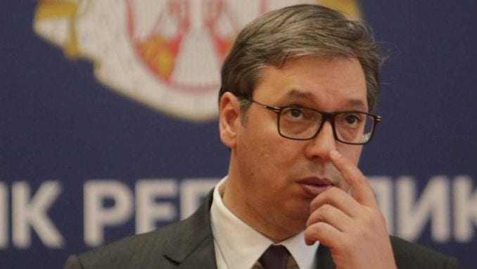 Vučić: Molim Crnu Goru da ne usvaja predlog zakona koji može da ugrozi imovinu SPC 1