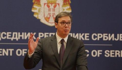Vučić šefu Misije UN na Kosovu: Priština pribegava provokacijama 8