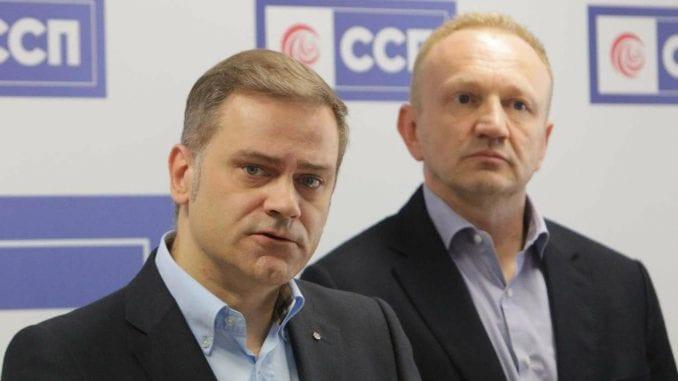 Đilas i Stefanović predstavili Deklaraciju o pomirenju srpskog i albanskog naroda 1