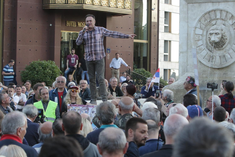 Jedan od pet miliona: Veliki protest 8. juna kao proslava šest meseci protesta (FOTO/VIDEO) 2