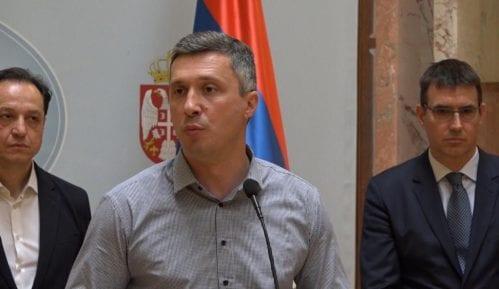 Obradović: Sve što se dešava na KiM je režirana drama Tačija i Vučića 9