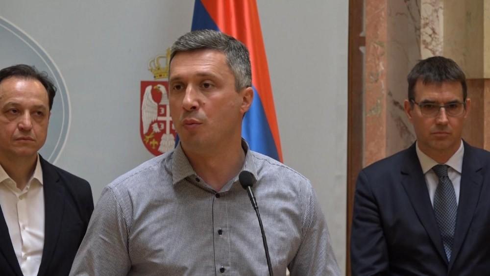 Obradović: Sve što se dešava na KiM je režirana drama Tačija i Vučića 1