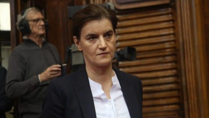 Veljanovski: Brnabić pokazala da vlast stoji iza Informera 1