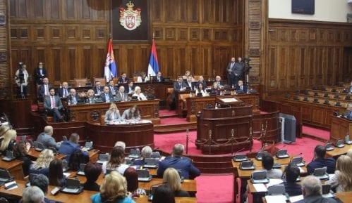 Amandmani podneti na Predlog zakona o komunalnoj miliciji u skladu sa Ustavom 15