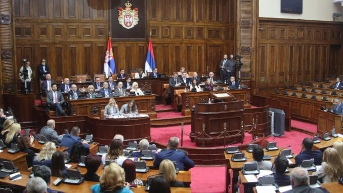 Poslanici DJB vratili se u parlament na jedan dan 4