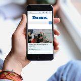 Portal Danasa na 11. mestu po posećenosti u Srbiji u avgustu 7