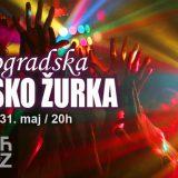 Beogradska disko žurka 31. maja u Dorćol Platz-u 7