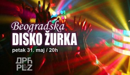 Beogradska disko žurka 31. maja u Dorćol Platz-u 6