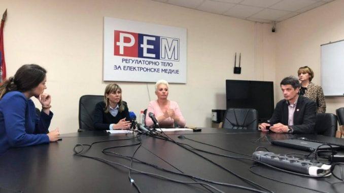 Maja Pavlović posle sastanka sa REM: Nastavljam štrajk glađu 1