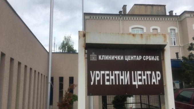 Nije dozvoljen ulazak pratnje u Urgentni centar 1