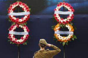 Izrael obeležava Dan sećanja na pale vojnike i žrtve terora 2