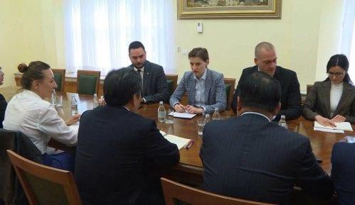 Brnabić: Dobar tempo izgradnje kinesko-srpskog industrijskog parka 15