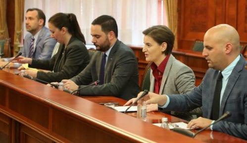 Predsednica Vlade i članovi Atlantskog saveta o evrointegraciji i odnosu Srbija-SAD 14
