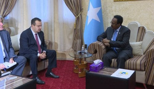 RTS: Dačić se nalazio u predsedničkoj palati u Mogadišu u trenutku terorističkog napada 13