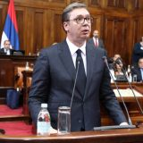 Hoće li Vučić danas oboriti rekord od šest sati govora u Skupštini? 8