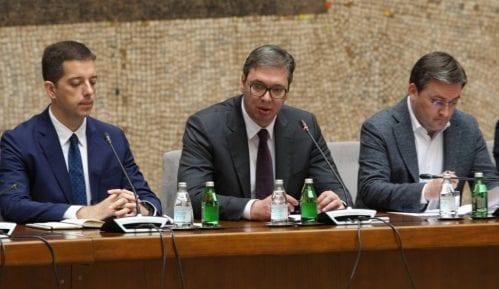 Vučić: Odgovoriću detaljno na laži vladike Grigorija u Skupštini 14