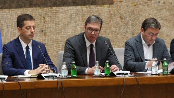 Vučić: Odgovoriću detaljno na laži vladike Grigorija u Skupštini 1