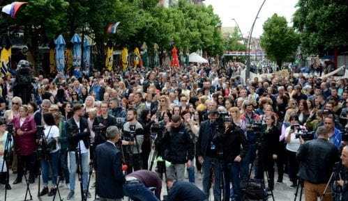 Kosovska Mitrovica: Moleban za očuvanje svetinja u Crnoj Gori 15