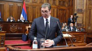 Vučić u Skupštini: Srbija nema vlast na Kosovu, prestati sa obmanjivanjem javnosti 3