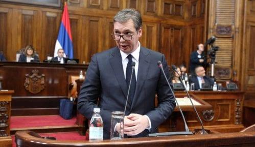 Vučić: Ja sam upozorio šta će se desiti na KiM, nisu nas obavestili 13