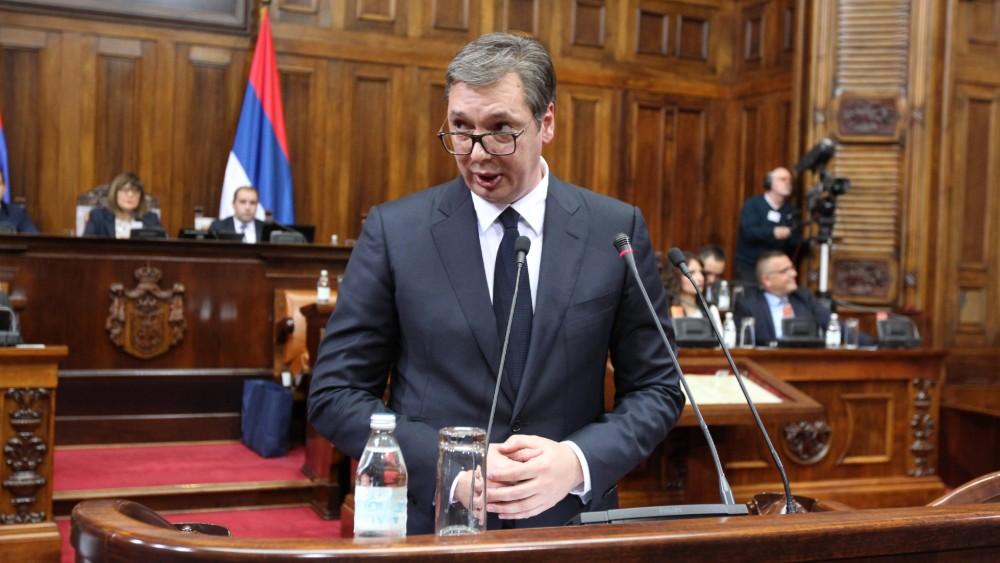 Vučić: Ja sam upozorio šta će se desiti na KiM, nisu nas obavestili 1