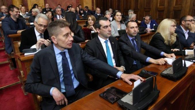 Martinović: Šabić se pretvorio u pukog glasnogovornika Đilasovog SZS 4